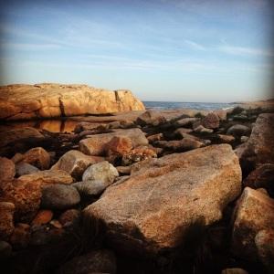 Hazard Rock, Narragansett, Rhode Island